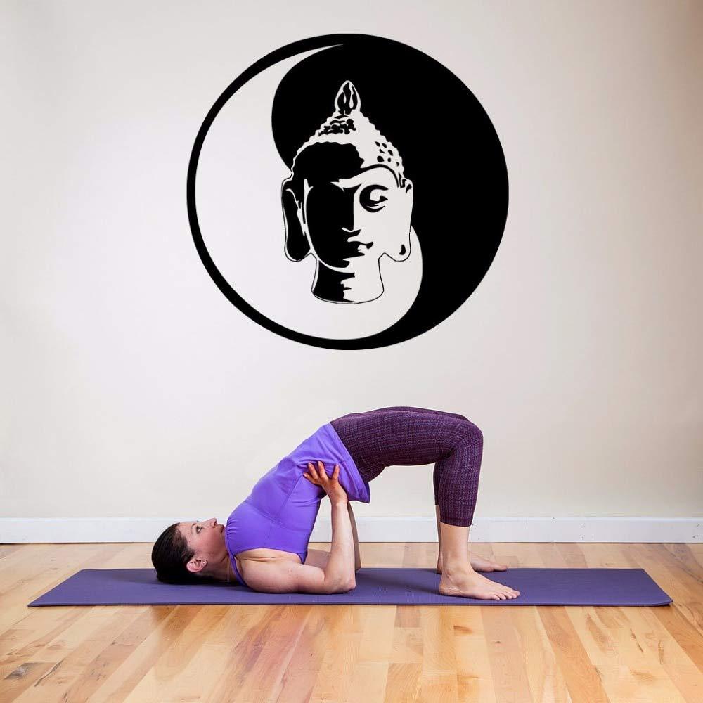 Shentop Hogar Dormitorio Decoración Yoga Estilo hindú Tatuajes de ...