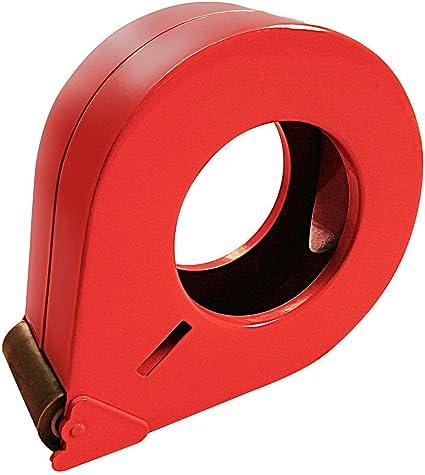 1 Pack Handabroller Aus Metall Robuste Geschlossene Ausfuhrung Fur 50mm Bander Amazon De Kuche Haushalt