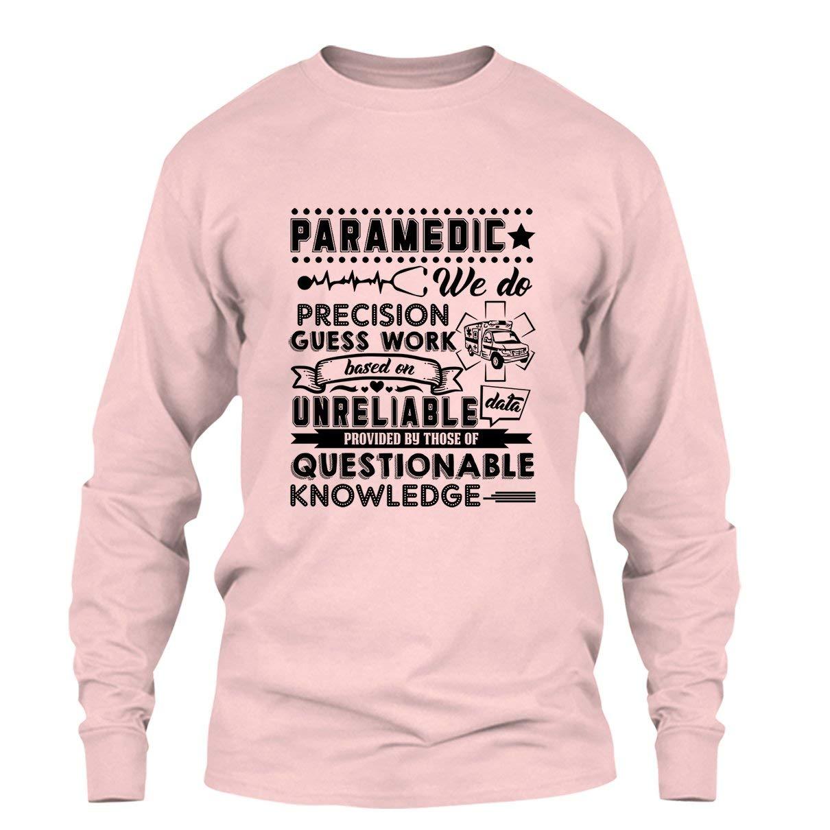 Amazon Proud Paramedic Shirt Long Sleeve Shirt Design Clothing