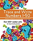Trace and Write Numbers 1-50