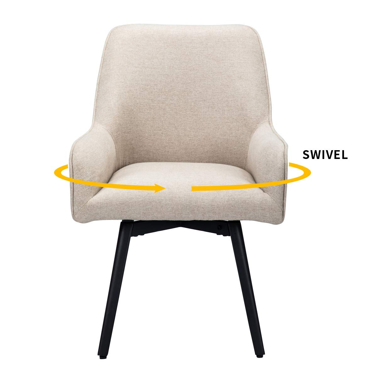 Swivel Dining Room Chairs Upholstered Living Room Chairs Task Chairs