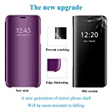 Case for Galaxy Note 8 Translucent Mirror Screen
