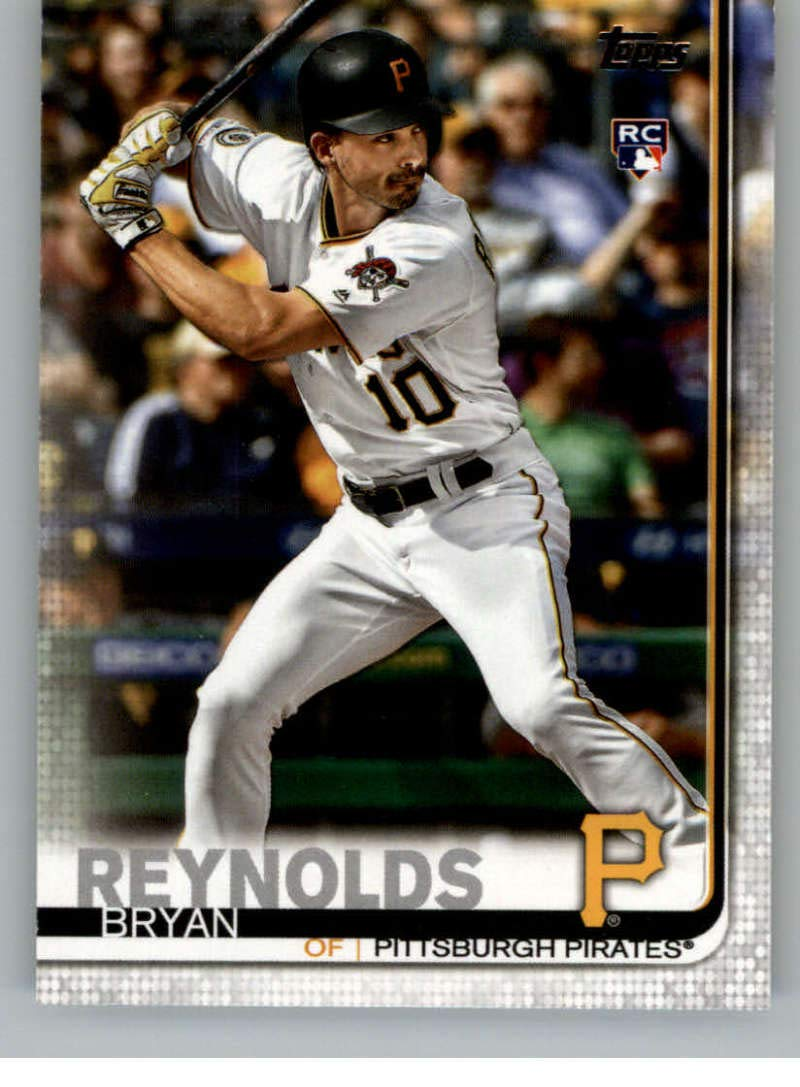2019 Topps Update #US51 Bryan Reynolds NM-MT RC Rookie Pirates
