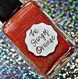 Lynnderella Limited Edition—Orange Shimmerella Nail Polish—The Story of Orange