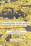 img - for Maimonides in His World: Portrait of a Mediterranean Thinker (Jews, Christians, and Muslims from the Ancient to the Modern World) book / textbook / text book