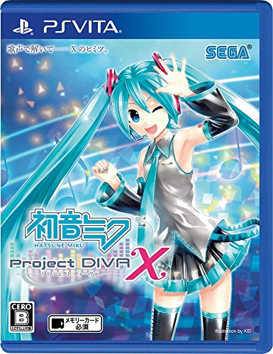 Hatsune Miku -Project DIVA- X Japanese (Harbor Sweets Grand)
