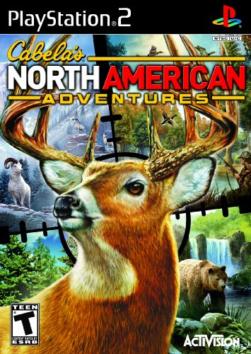 2011 Playstation 2 Game - Cabela's North American Adventures 2011 - PlayStation 2