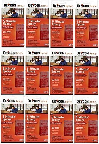 [해외]Devcon 20945 S-209 고강도 5분 빠른 건조 에폭시 / Devcon 20945 S-209 High Strength 5-Minute Fast Drying Epoxy