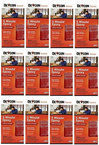 Devcon 20945 S-209 High Strength 5-Minute® Fast Drying Epoxy