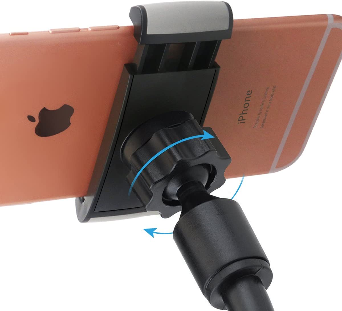Car Mount Universal Windshield Phone Mount Car Holder Car Phone Mount Car Cell Phone Holder with Strong Suction Cup for iPhone X 8 Plus 7 Plus Samsung Galaxy S9 Plus S8 Note S7 Edge LG Sony and More