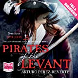 Front cover for the book Pirates of the Levant by Arturo Pérez-Reverte