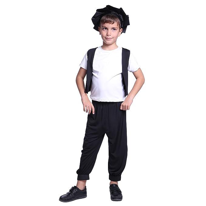 Wunderbarwahl De niño Patrones de Costura para Tudor pobre Street ...