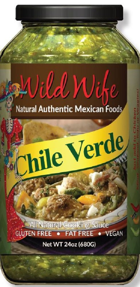 Chile Verde by Wild Wife NaturalMexican Foods