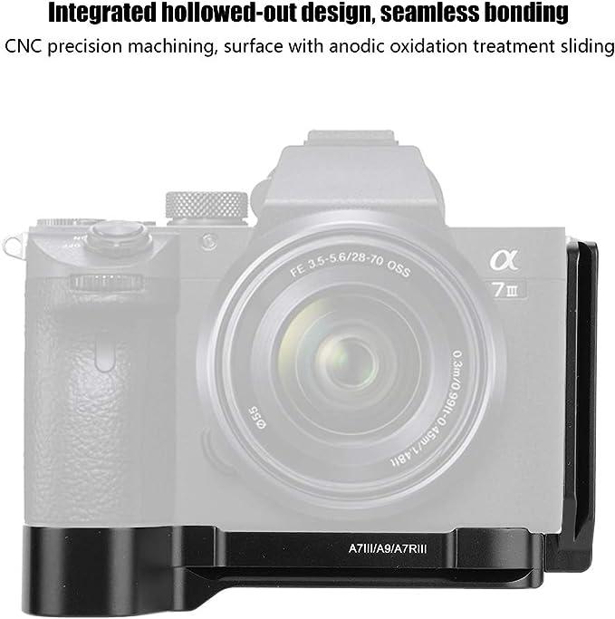 Simlug Camera L Bracket Quick Release L-Bracket L Quick Release Plate Bracket Camera Hand Grip