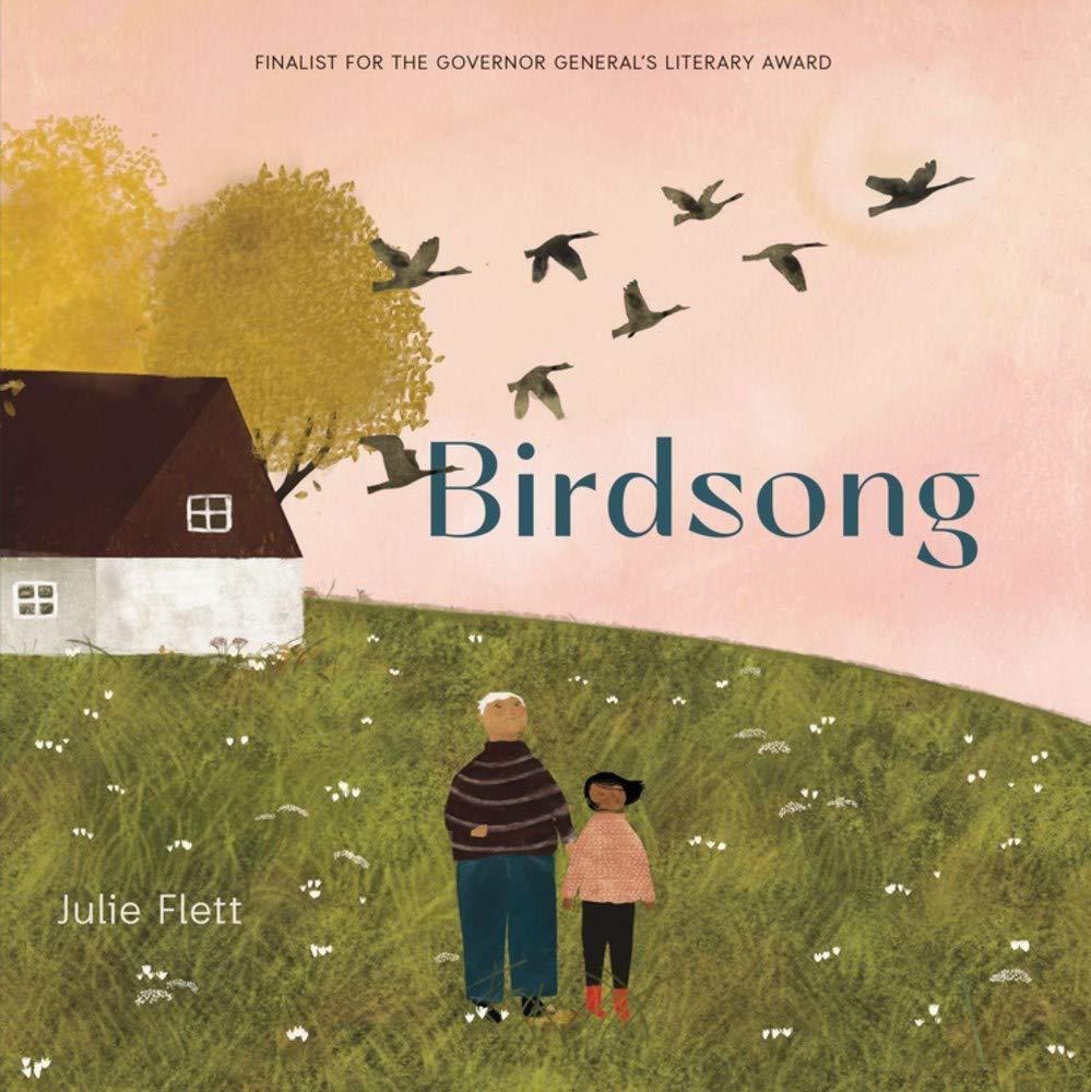 Amazon.com: Birdsong (9781771644730): Flett, Julie, Flett, Julie: Books