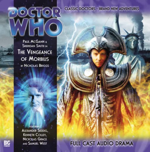 Morbius Dr Who >> Vengeance Of Morbius Doctor Who The Eighth Doctor