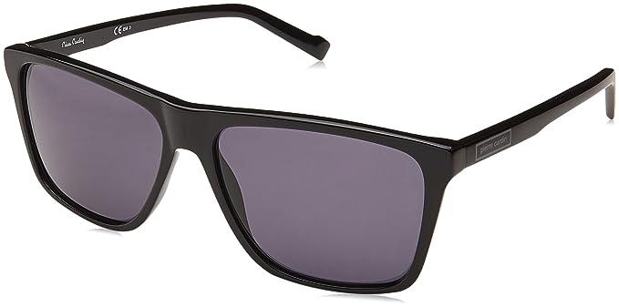 Pierre Cardin P.C. 6196/S IR 807 57 Gafas de sol, Negro ...