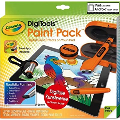 Crayola DigiTools Paint Pack: Toys & Games