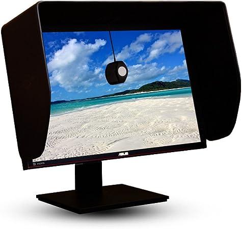 Ilooker 24p 24 Zentimeter Lcd Led Video Monitor Hood Computer Zubehör