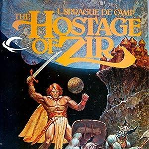 The Hostage of Zir Audiobook