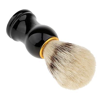 D Dolity 1x Cepillos con Dientes suaves para barba Bigote Ligero herramienta para Belleza