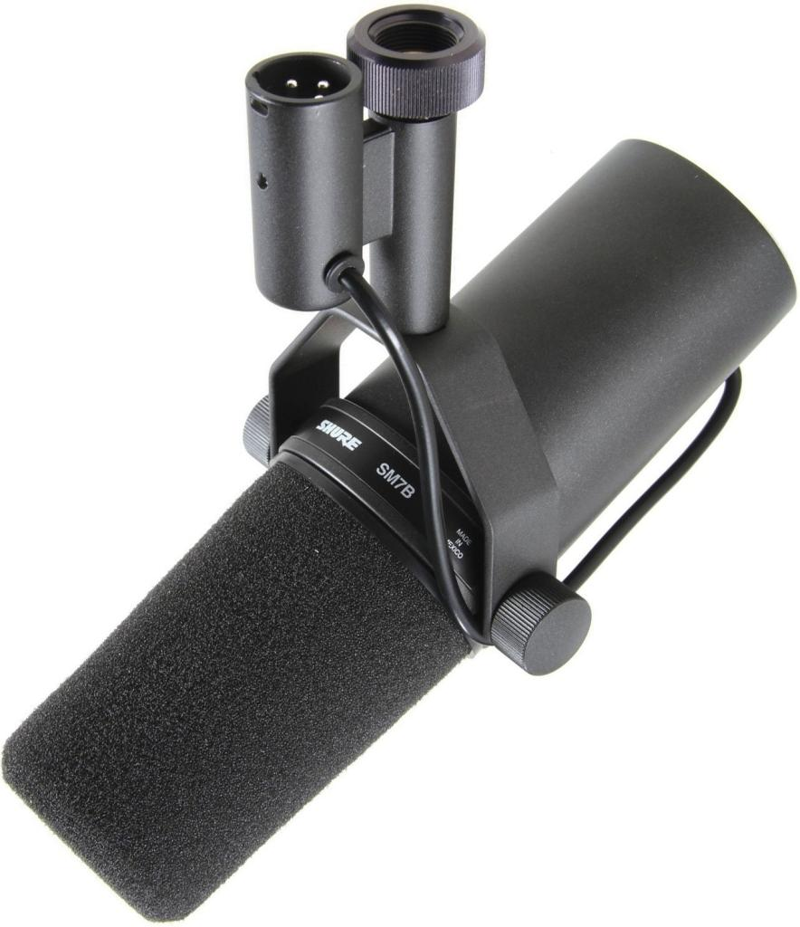 shure sm7b vocal dynamic microphone cardioid musical instruments. Black Bedroom Furniture Sets. Home Design Ideas