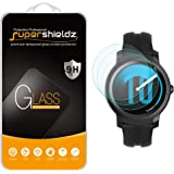 (3 Pack) Supershieldz for TicWatch E2 Tempered Glass Screen Protector, Anti Scratch, Bubble Free