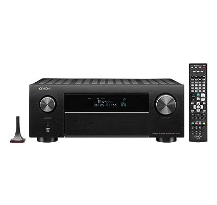 Amazon com: Denon AVR-X4500H 9 2CH High Power 4K Ultra HD AV