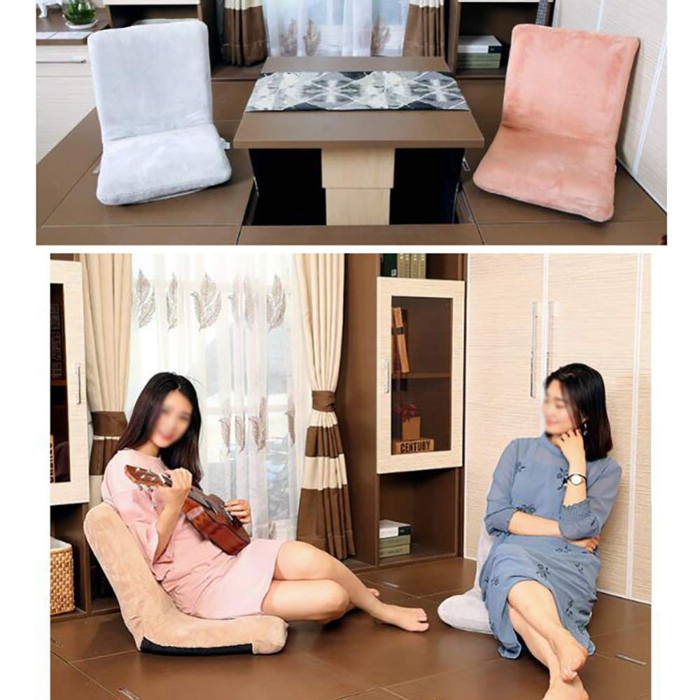 Amazon.com: Floor Chair Lazy Small Sofa Tatami Single Adult ...