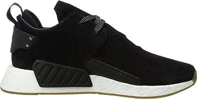 Amazon.com | adidas NMD C2 Black/White