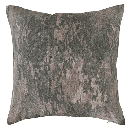 Deconovo Handmade Decorative Faux Linen Cushion Cover Christ