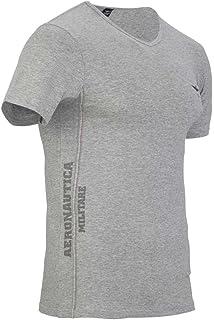 Underwear Round Neck A T Shirt Militare Linea Cc m Aeronautica cKuJF3Tl1