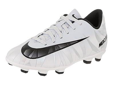 85d41175a7 Nike Mercurial Vortex III CR7 Junior Soccer Cleats- Blue Tint Size: 10.5C