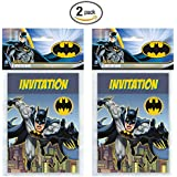 Amazoncom Batman Invitations Cards Party Supplies Toys Games