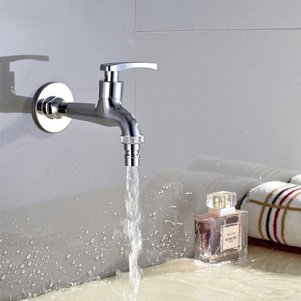NewBorn Faucet Wasserhähne Warmes Warmes Warmes und Kaltes Wasser Größe Qualität Erkältung schnell öffnen Die Tap-Tap Die Kupfer-dichtscheibe auf Den Hahn 991be9