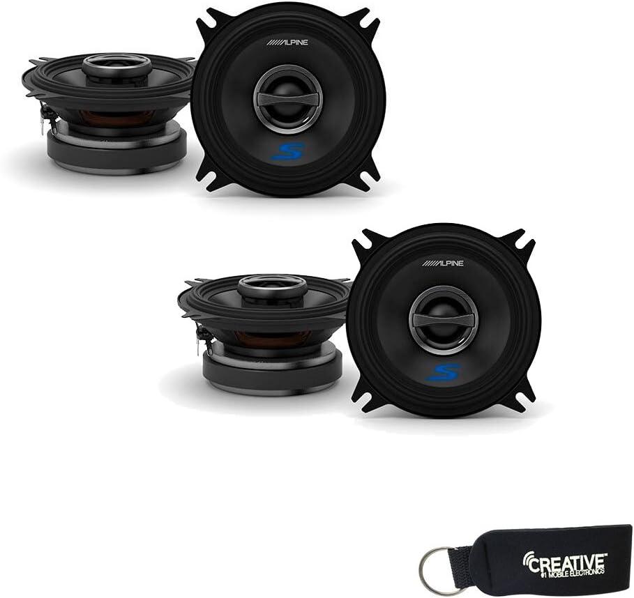 "NEW Pioneer TS-A Series 4/"" x 6/"" 3-Way 200w Car Speakers TS-A462R PAIR"