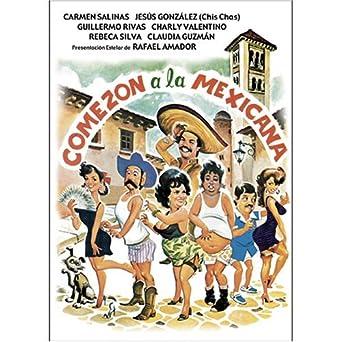 amazon com comezon a la mexicana by carmen salinas carmen salinas