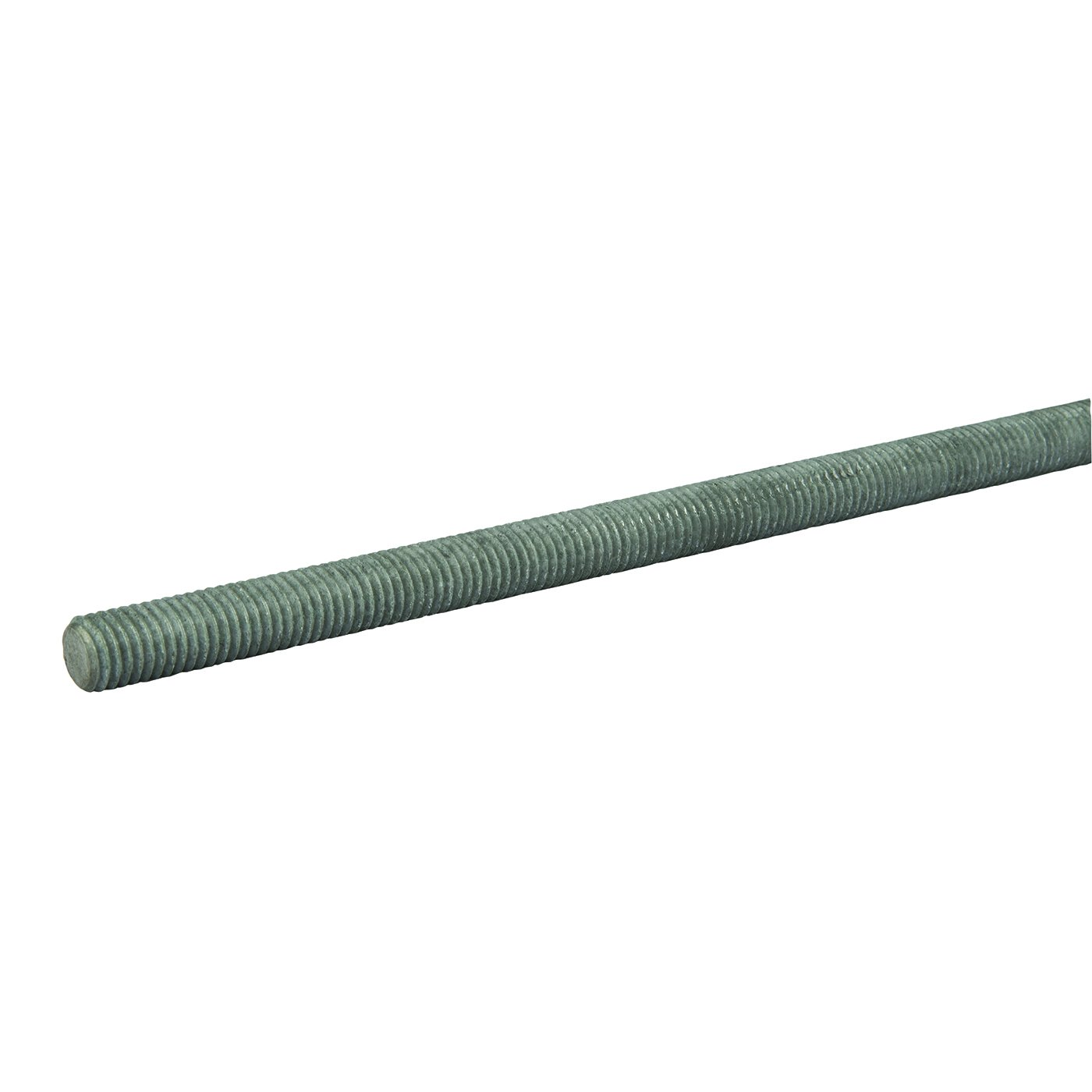 Hot-Dipped Galvanized Finish 1-1//8-7 Thread Size 3 Feet Long 1-1//8-7 Thread Size All America Threaded Products 85173 Low-Strength Steel Threaded Rod