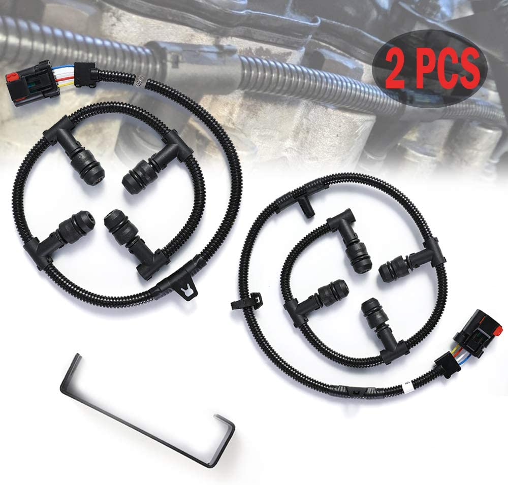 Amazon.com: Fits Ford Glow Plug Harness 6.0 Powerstroke, Glow Plug Harness  Kit with Removal Tool, for Ford 6.0L V8 Powerstroke F250 Super Duty, F350,  more - 2004, 2005, 2006, 2007, 2008, 2009, 2010: AutomotiveAmazon.com