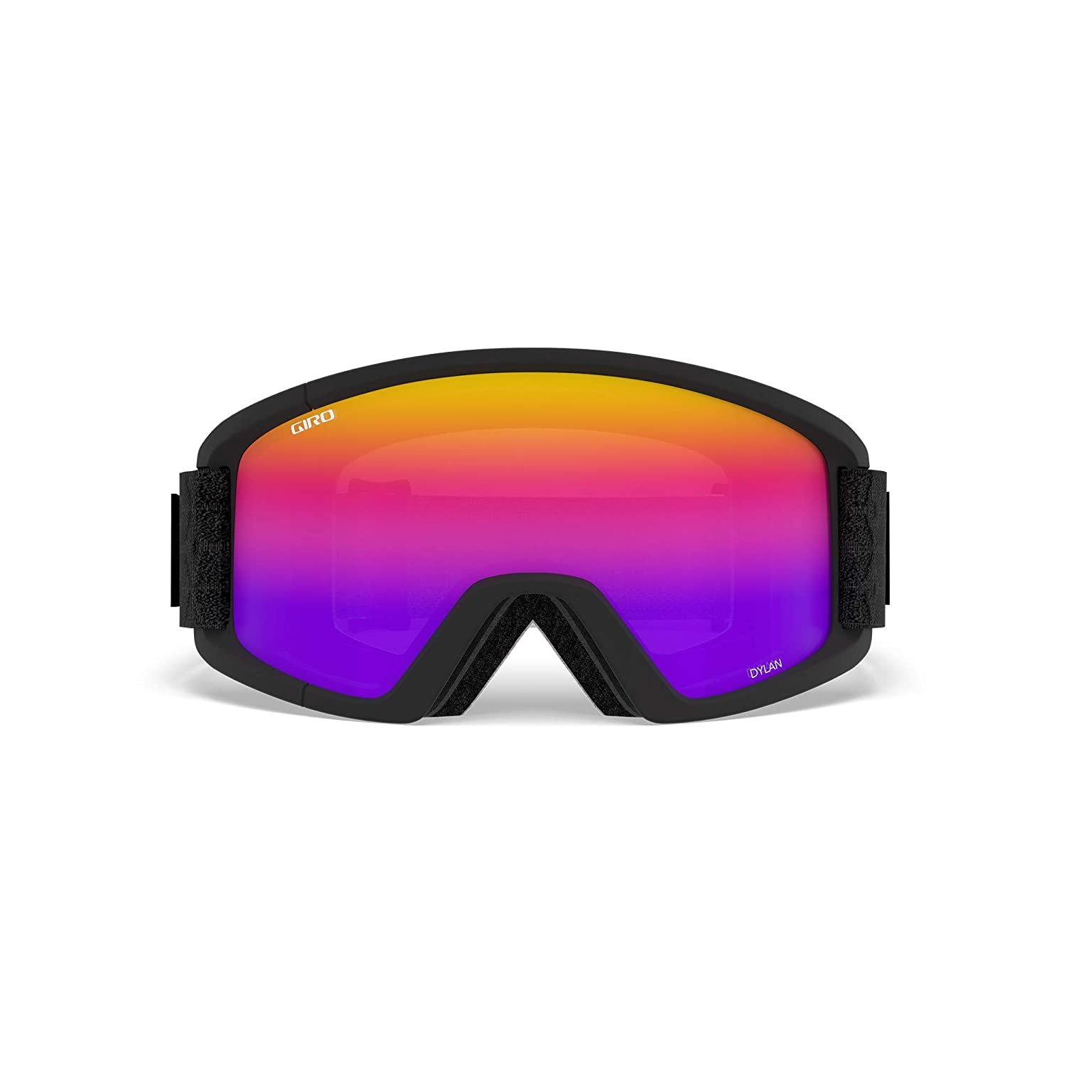 7970eb2b204c Amazon.com   Giro Dylan Women s Snow Goggles Berry Stonewashed - Grey  Cobalt Yellow   Sports   Outdoors