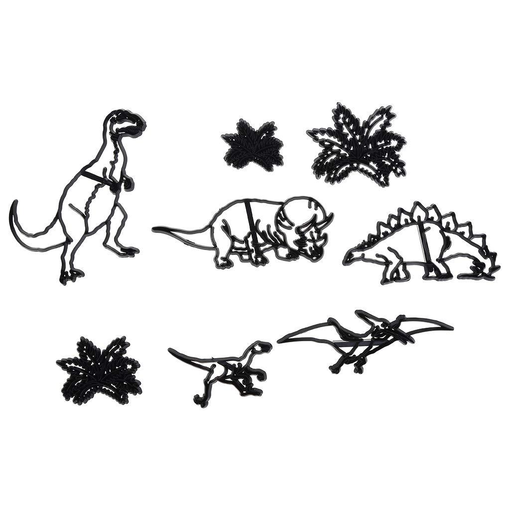 Talla /única Galletas Utensilios de cocci/ón 1# Chiic Cookie de pl/ástico Juego de 1 Molde de Tarta para Fondant Bricolaje Cortador de Boda Ropa decoraci/ón de Tartas /árbol de Banda