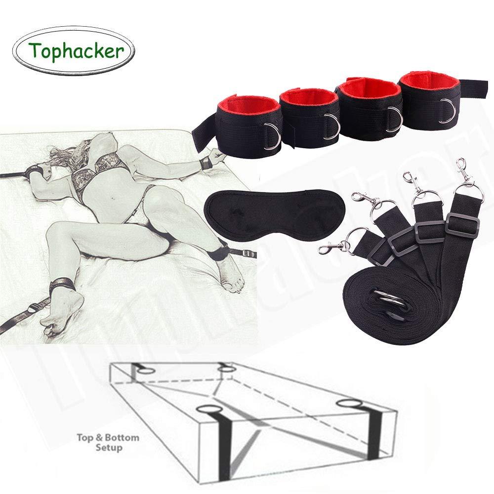 Tophacker /Übungsb/änder Bettgurte f/ür Sie und Sie