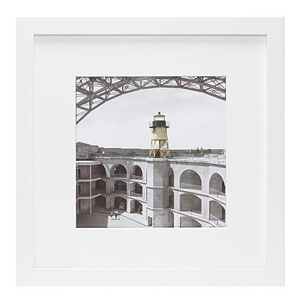 frametory, Negro Cuadrado Instagram marco de fotos - 8 x 8 tablero ...