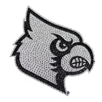 NCAA Louisville Bling Emblem, One Size, One Color