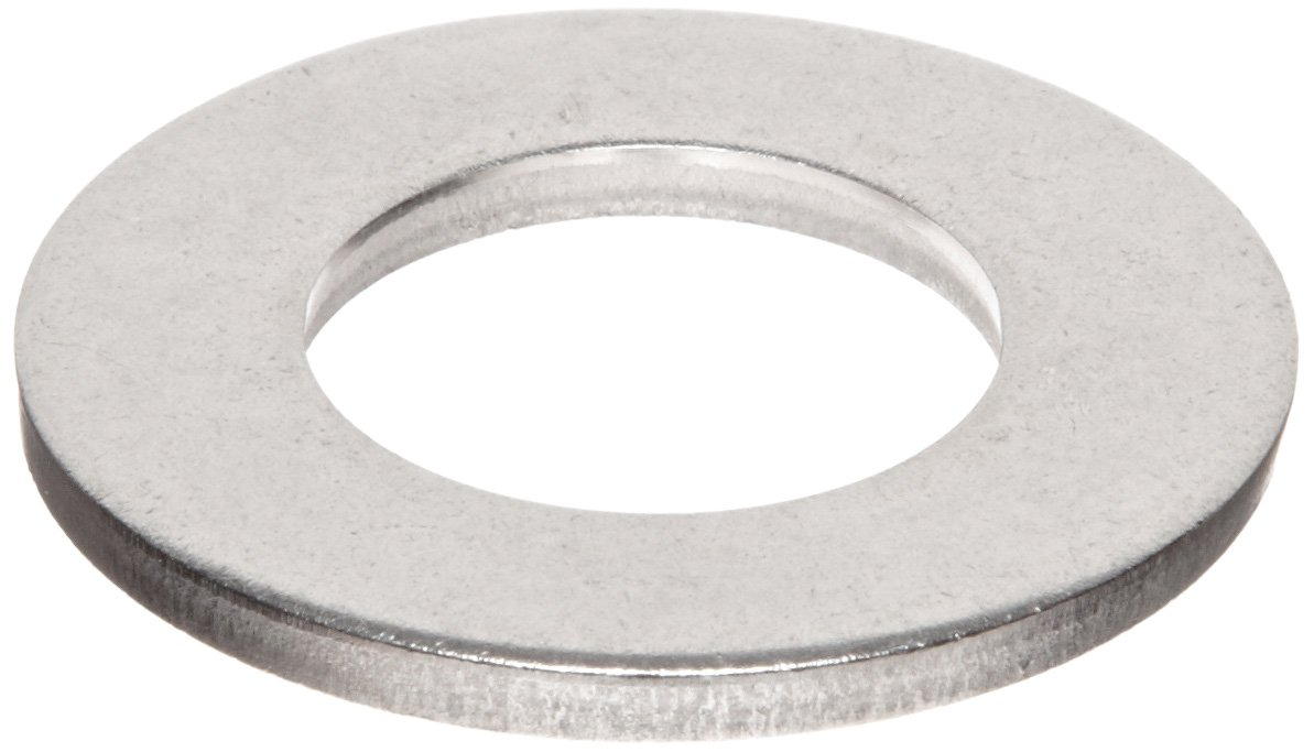 0.812 ID 18-8 Stainless Steel Flat Washer 0.812 ID 1.500 OD 0.134 Nominal Thickness Accurate Manufacturing WAS40434 Made in US 1.500 OD #6 Hole Size Pack of 5 0.134 Nominal Thickness