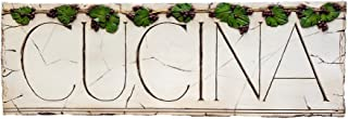 product image for Piazza Pisano Cucina Italian Kitchen Sign Extra Large Size