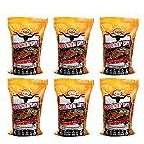 Pacific Pellet Mesquite Bag, 20-Pound, Mesquite Pellets (6 Mesquite Bag)