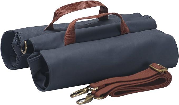 Tourbon Fahrrad Doppel Pannier Tasche Commuter Gepäckträgertasche Wasserdicht