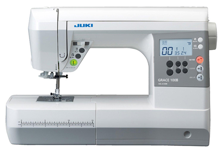 JUKIのコンピューターミシン