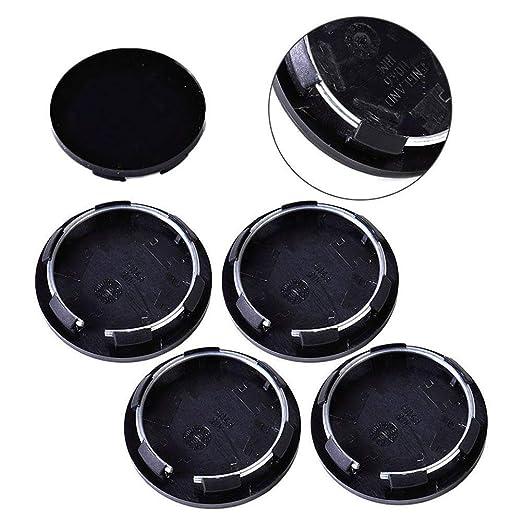 ShenYo 4 tapacubos centrales para cojinetes, Cubierta de Repuesto de cojinete de buje de 50 mm, tapacubos para Llantas de Coche: Amazon.es: Bricolaje y ...